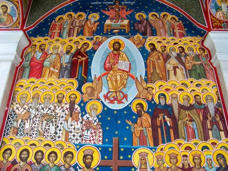 Είναι οι άγιοι μας «Πανταχού παρών»;