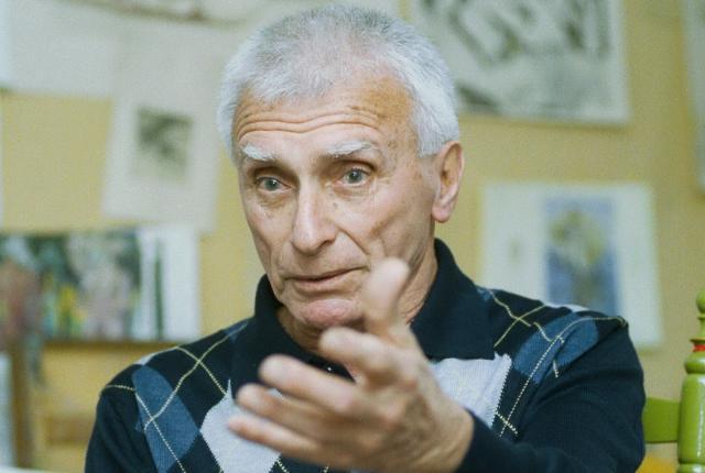 Πέθανε ο ακαδημαϊκός και ζωγράφος Παναγιώτης Τέτσης