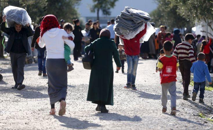 Λέσβος : 5.143 πρόσφυγες και μετανάστες βρίσκονται στο νησί
