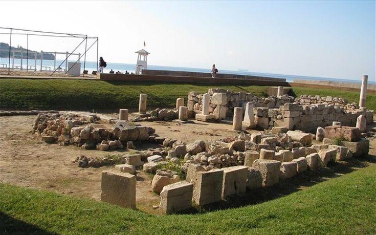 Επισκέψιμος αρχαιολογικός χώρος ο ναός του Απόλλωνα Ζωστήρα