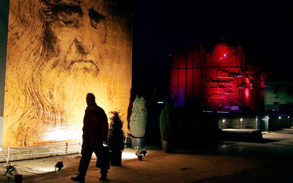 Περιπλάνηση 2.500 ετών στον κόσμο της ιδιοφυΐας