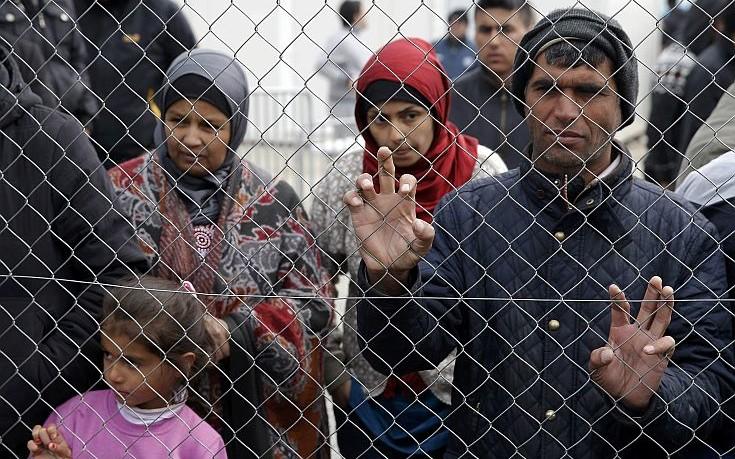 Στην Πιερία ένα ακόμη λεωφορείο με πρόσφυγες από την Ειδομένη