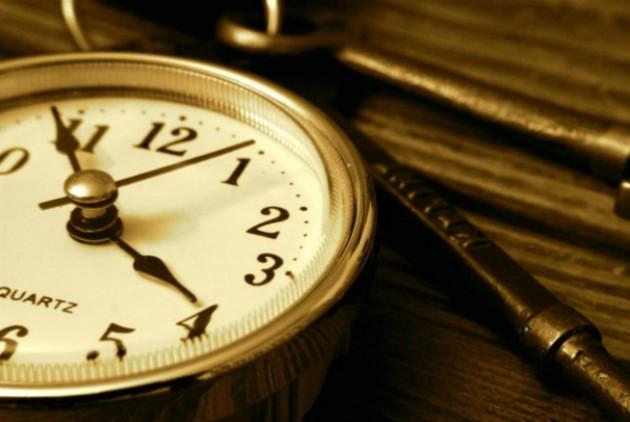 Αλλαγή ώρας 2016:Γυρίζουμε τα ρολόγια μας μία ώρα μπροστά