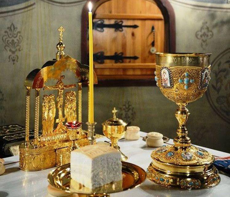 Διευκρινήσεις για τη νηστεία του Μ. Σαββάτου και την Θεία Κοινωνία του Πάσχα