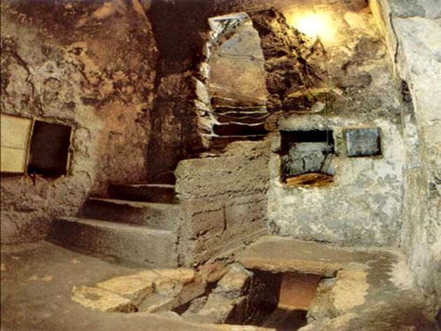 Ο τάφος του Λάζαρου – GreekPress