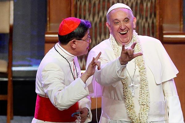 «πάπας» : Ζιζάνια όσοι αντιδρούν στο κοινό Πάσχα