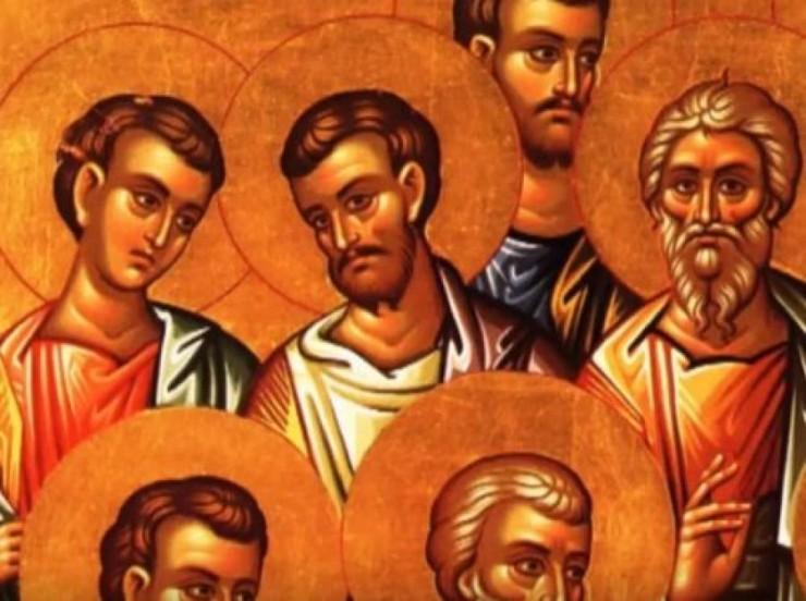 Συναξάρι 8 Απριλίου, Αγίων Αγάβου, Ρούφου, Φλέγων και Ασύγκριτου από τους 70 Αποστόλους