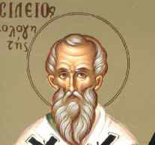 Συναξάρι 12 Απριλίου, Όσιος Βασίλειος  Ομολογητής και Επίσκοπος Παρίου