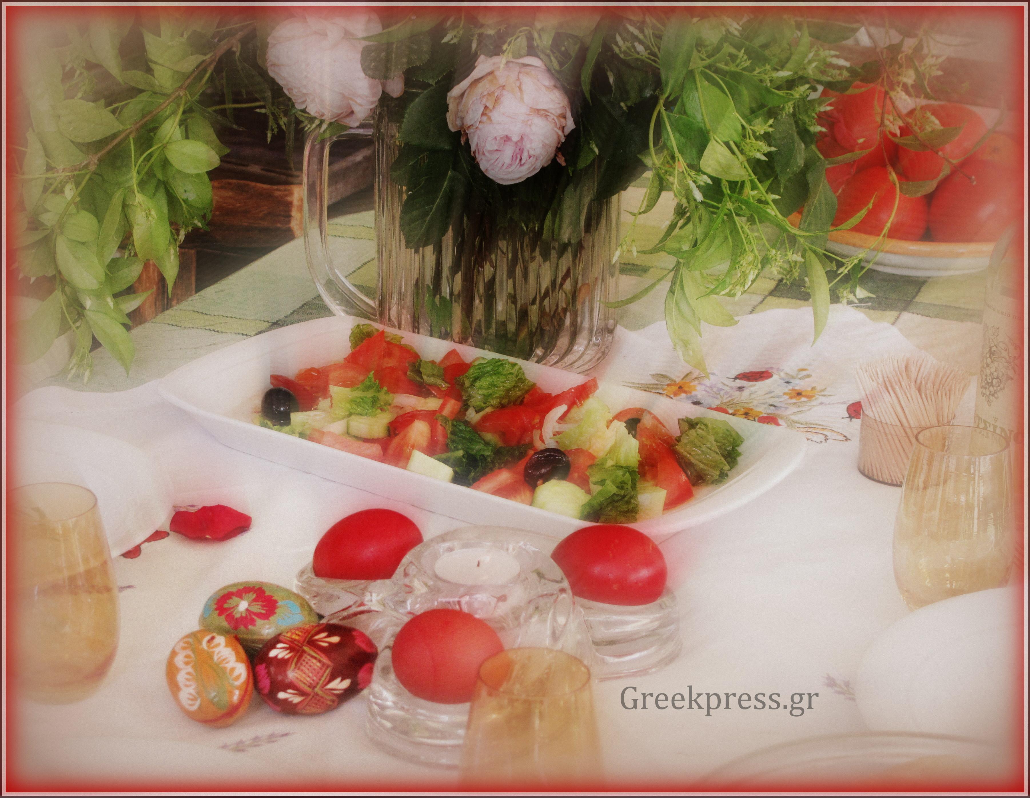 Κυριακή του Πάσχα & ελληνική παράδοση