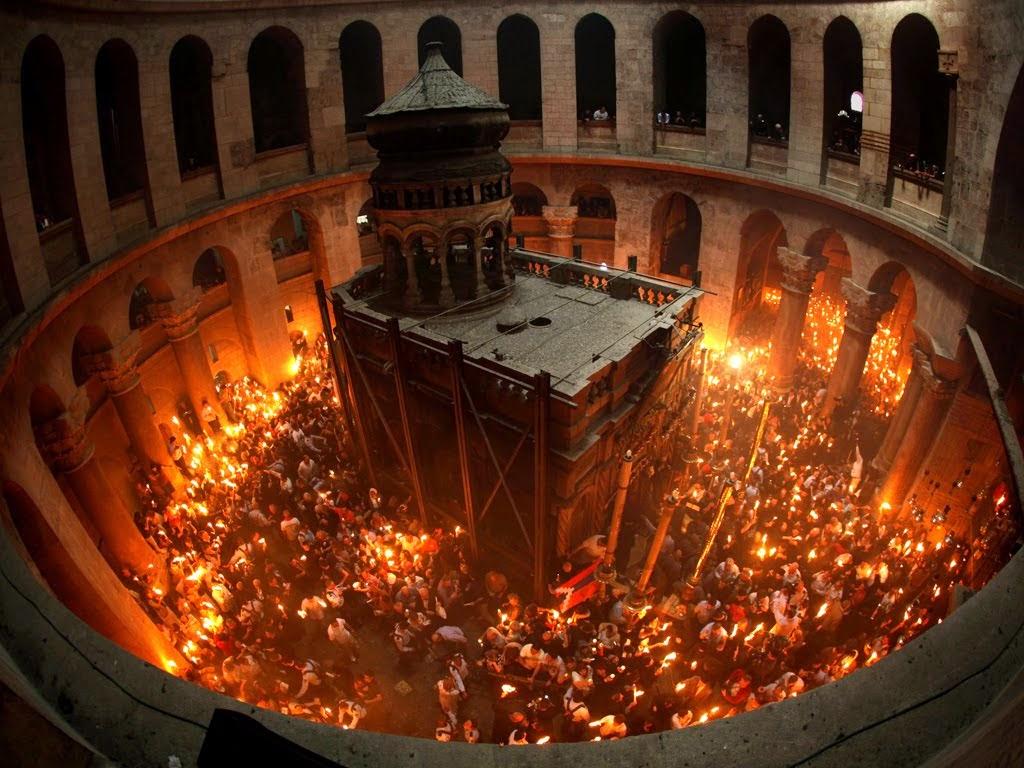 ΙΕΡΟΣΟΛΥΜΑ: Κανονικά η Ανάσταση στις 12 το βράδυ