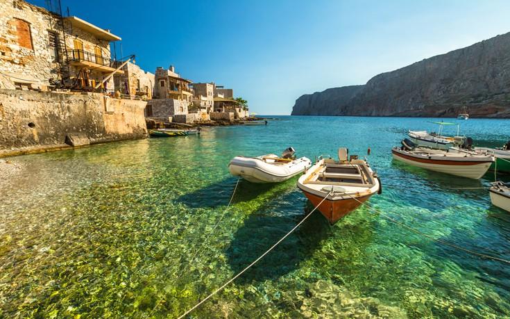 Γερολιμένας, το όμορφο παραλιακό χωριό της Μάνης