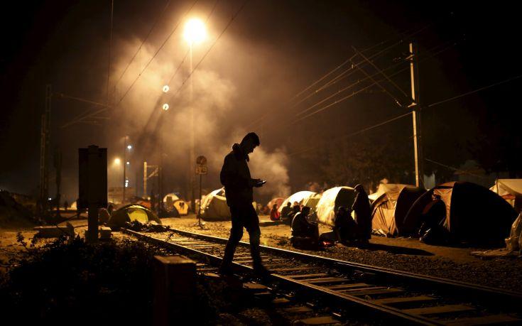 Περιμένουμε βία από πρόσφυγες και μετανάστες λέει ο Κυρίτσης