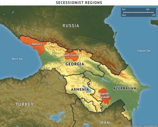 Ναγκόρνο-Καραμπάχ: Εύθραυστη εκεχειρία – Τι κάνει ο Πούτιν και ο Νταβούτογλου