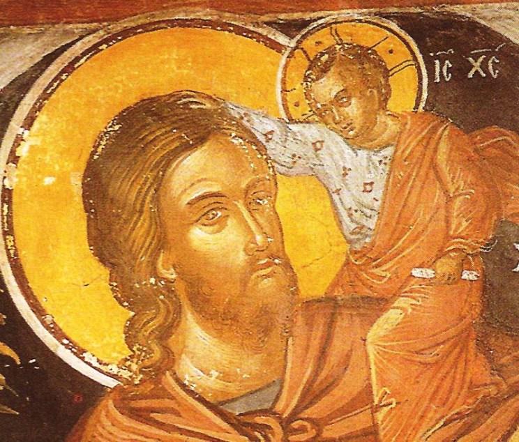 Συναξάρι 9 Μαΐου, Άγιος Χριστόφορος ο Μεγαλομάρτυρας