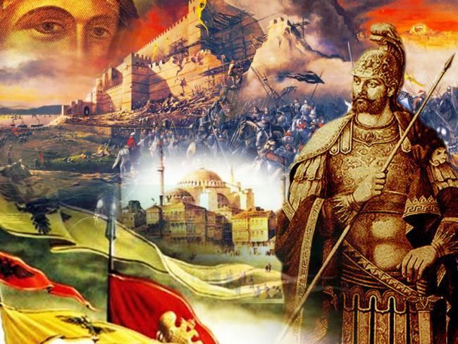 29 Μαΐου 1453-Μύθοι και θρύλοι της άλωσης της Κωνσταντινούπολης