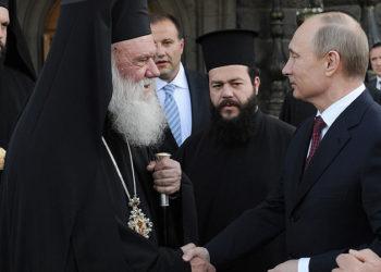 Αποκωδικοποιώντας την επίσκεψη του Βλάντιμιρ Πούτιν στην Ελλάδα