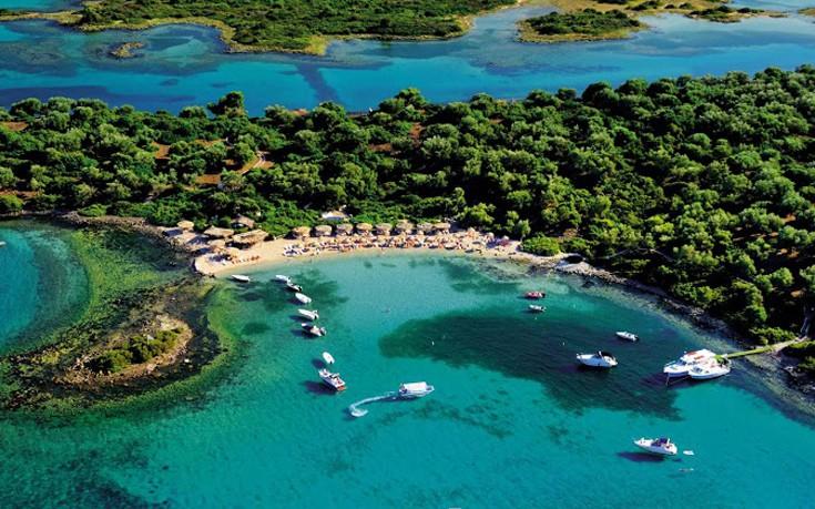 Δέκα εξωτικές παραλίες στην Ελλάδα, ΕΙΚΟΝΕΣ