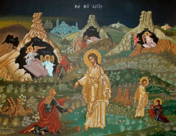 Γιατί ο Χριστός επέτρεψε στον Θωμά την ψηλάφισή Του;