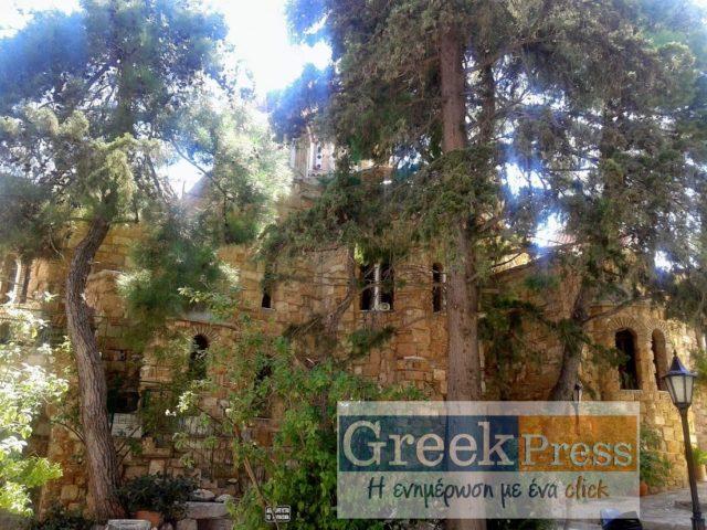 Προσκύνημα στον Άγιο Εφραίμ στο Μοναστήρι του Όρους των Αμώμων Αττικής