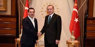 Συνάντηση Τσίπρα- Ερντογάν : Αιγαίο, Κυπριακό και προσφυγικό στην ατζένταΣυνάντηση Τσίπρα- Ερντογάν : Αιγαίο, Κυπριακό και προσφυγικό στην ατζέντα