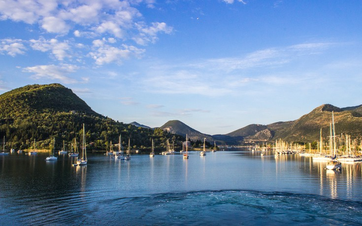 Μεγανήσι, το όμορφο νησί του Ιονίου