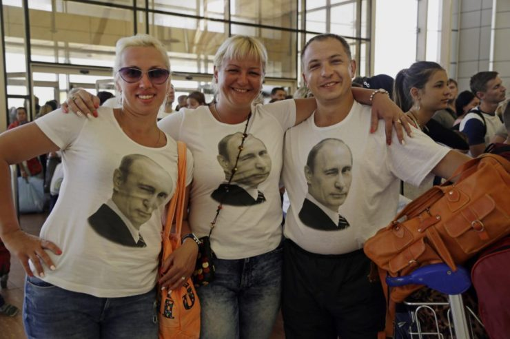 Απόβαση Ρώσων τουριστών στην Ελλάδα