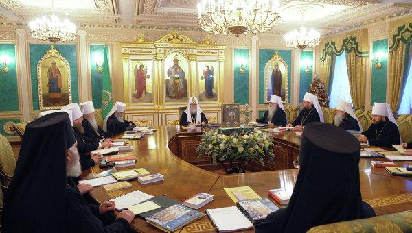 Η Ρωσική Εκκλησία προτείνει έκτακτη συνεδρίαση πριν από την Πανορθόδοξη Σύνοδο