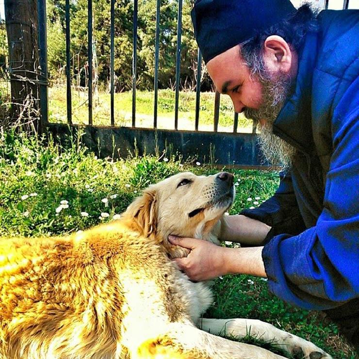 Ο πνευματικός άνθρωπος δεν είναι ο ηθικός, αλλά ο αγαπών