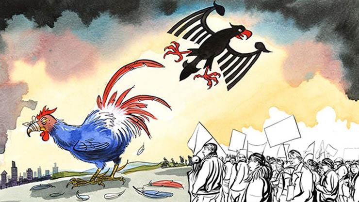 Η εξέγερση της Γαλλίας