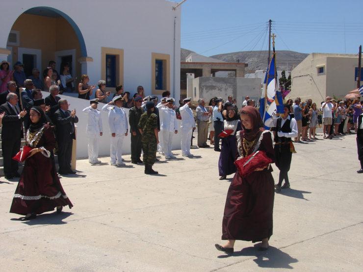 Κάσος: Τιμήθηκε η 192ης Επέτειος του Ολοκαυτώματος του νησιού!, ΕΙΚΟΝΕΣ