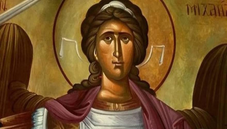 Δάκρυσε η εικόνα του Αρχαγγέλου Μιχαήλ στη Ρόδο; ΕΙΚΟΝΕΣ- ΒΙΝΤΕΟ