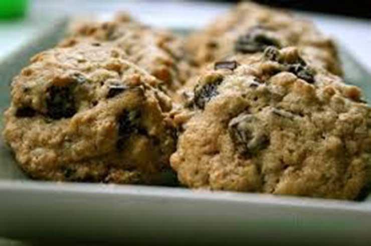 Τραγανά μπισκότα σε 10΄ (χωρίς αυγά)