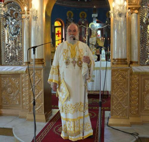 Ο Μητροπολίτης κ. Χρυσόστομος για την Κυριακή της Πεντηκοστής