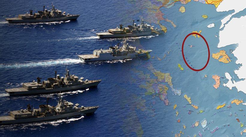 Πόλεμος στο Αιγαίο: Θέλουν οι ΗΠΑ να στριμώξουν την Τουρκία μέσω Ελλάδας;