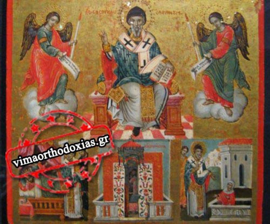 Τουρκικό μπλόκο σε ορθόδοξες εικόνες σε Ι.Ναό στην Ανδριανούπολη