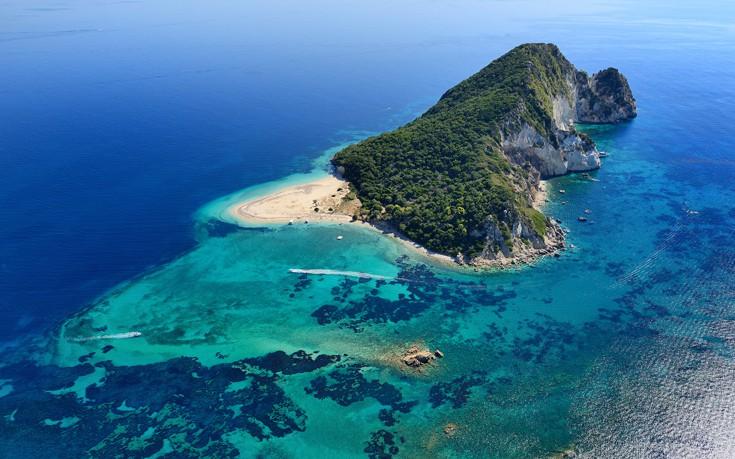 Μαραθονήσι, το νησί της χελώνας στη Ζάκυνθο