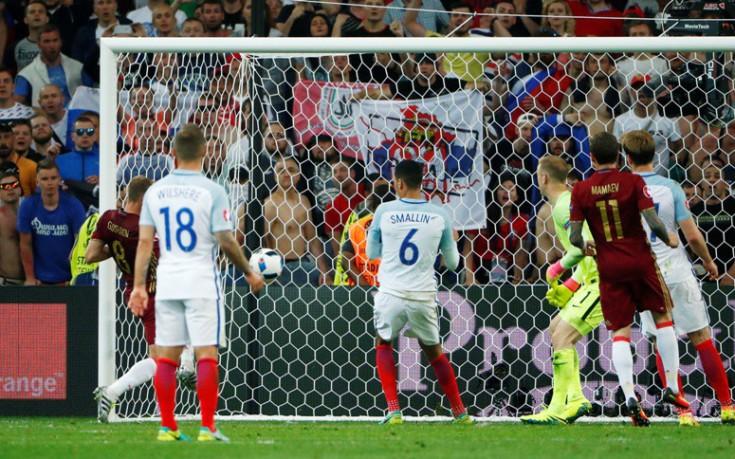 EURO 2016: Στις καθυστερήσεις η Ρωσία πήρε το βαθμό (1-1) κόντρα στην Αγγλία