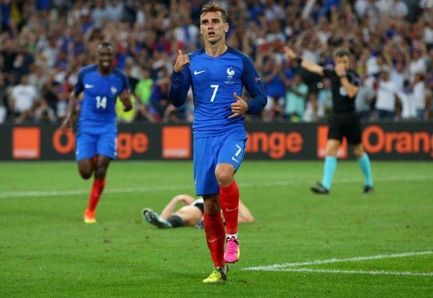 Euro 2016: Η Γαλλία στον τελικό