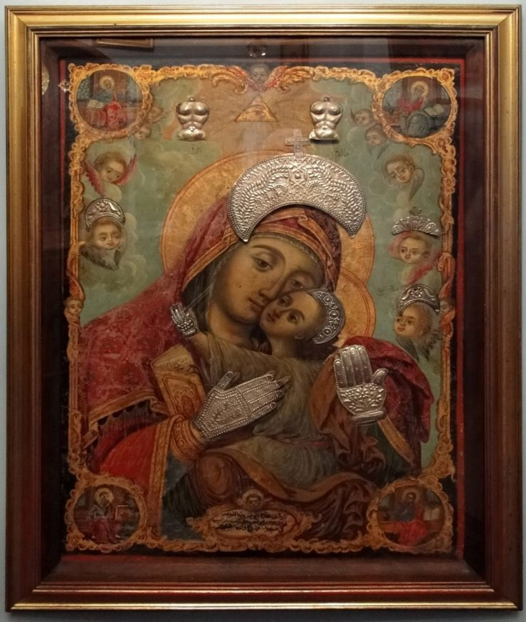 Η αδελφή του Άσαντ και το θαύμα της Παναγίας της Σεϊντνάγια