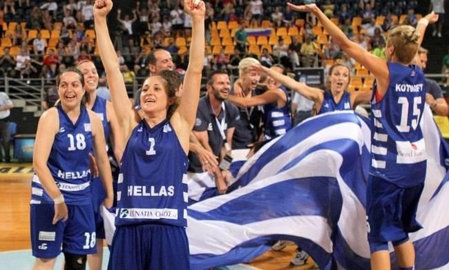 Πρωταθλήτρια Ευρώπης η Εθνική κωφών γυναικών