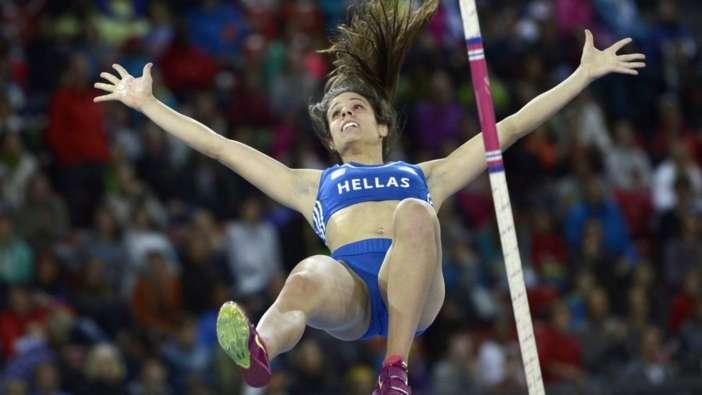 H Κατερίνα Στεφανίδη στέφθηκε Πρωταθλήτρια Ευρώπης στο επί κοντώ