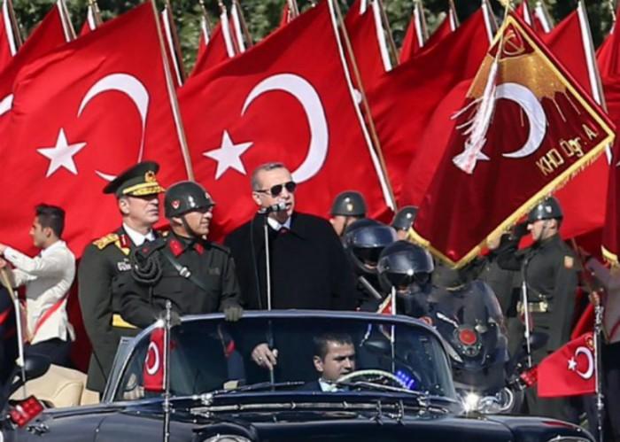 """Ο Ερντογάν """"δουλεύει"""" για την Ελλάδα"""