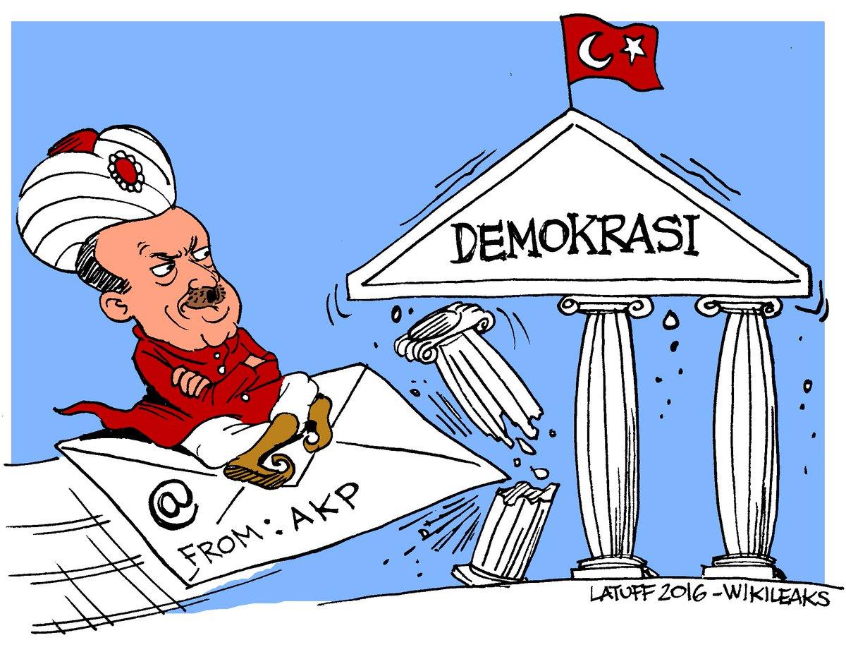 Wikileaks: Δεύτερο πραξικόπημα κατά του Ερντογάν
