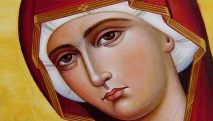 Την Άχραντον Μητέρα Αυτού ο Κύριος έδωκεν εις ημάς