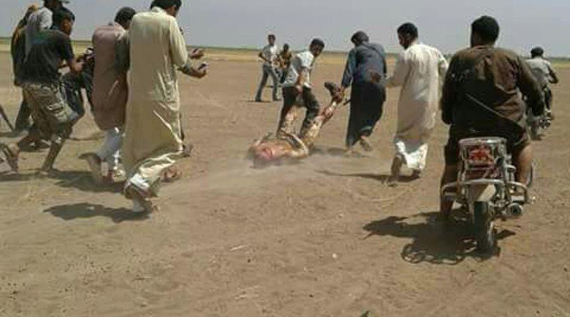 Συρία: Εικόνες σοκ από το σημείο συντριβής του Ρωσικού ελικοπτέρου