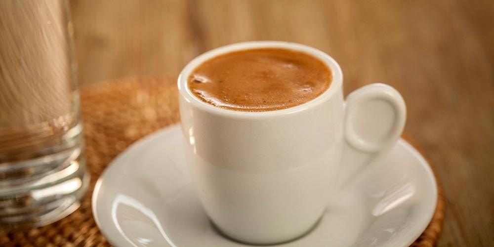 Ελληνικός καφές, πηγή υγείας και ευεξίας