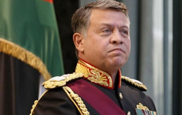 Ο βασιλιάς της Ιορδανίας έτοιμος να «πολεμήσει» για το Όρος του ΝαούΟ βασιλιάς της Ιορδανίας έτοιμος να «πολεμήσει» για το Όρος του Ναού