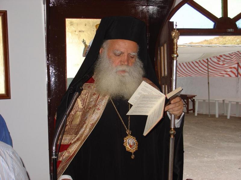 Μητροπολίτης Κυθήρων: Θα κλείσουν τις Εκκλησίες και τα Χριστούγεννα;