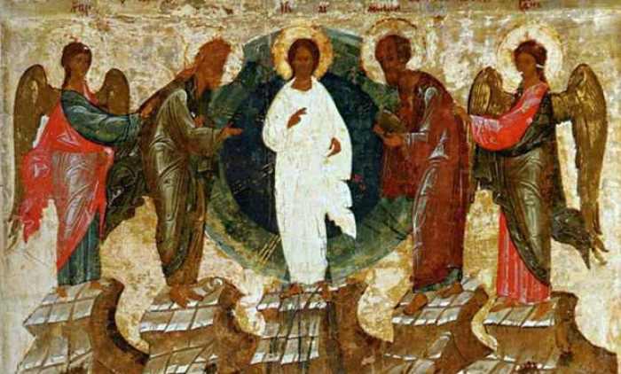 Συναξάρι 6 Αυγούστου, Η Μεταμόρφωση του Σωτήρος Χριστού