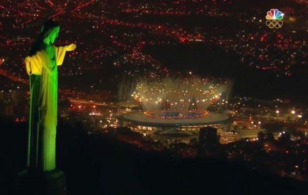 Ξεκίνησαν οι Ολυμπιακοί Αγώνες